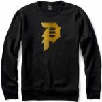 Primitive Big Dirty P Crew Sweater-Black-M