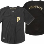 Primitive Champs Jersey Short Sleeve Shirt-Black-M