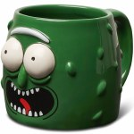 Primitive Pickle Molded Mug-Green-OS