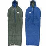 Poler Reversible Napsack Sleeping Bag-Leaf Green-S