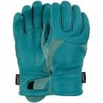 POW Womens Stealth GTX Glove-Deep Lake-S