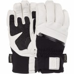 POW Alpha GTX Glove-White/Black-M