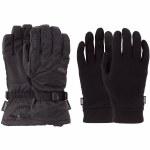 POW Warner GTX Long Glove-Black-M