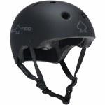 Pro Tec Classic Certified Helmet-Matte Black-XL