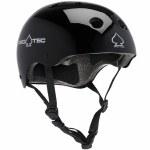 Pro Tec Classic Certified Helmet-Gloss Black-L