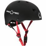 Pro Tec Jr Classic Certified Helmet-Matte Black-XXXS