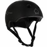 Pro-Tec Classic Certified Helmet-Matte Black-XL