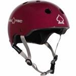 Pro-Tec Classic Certified Helmet-Gloss Eggplant-L