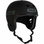 Pro-Tec Full Cut Certified Helmet-Matte Black-L
