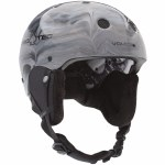 Pro-Tec X Volcom Classic Snow Helmet-Cosmic Matter-XS