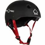 Pro-Tec Jr. Classic Fit Certified Helmet-Matte Black-XS