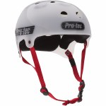 Pro-Tec The Bucky Helmet-Translucent White-M