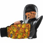 Radical Ripper Mitt-Scotty Vine Leaves-M