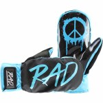 Radical Smitten Mitten-Electric Blue-L