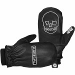 Radical Ranch Hand Mitt-Black-L