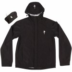RDS Mens Venture Packable Jacket-Black-L