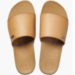 Reef Womens Cushion Scout Sandal-Natural-6