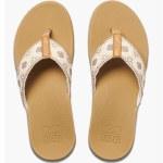 Reef Womens Ortho Woven Sandal-Vintage White-6