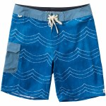 Reef Futures Boardshort-Blue-36