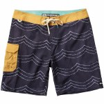 Reef Futures Boardshort-Black-36