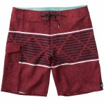 Reef Atlanta Boardshort-Maroon-36