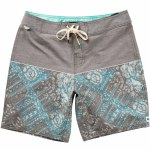 Reef Patch Boardshort-Brown-33