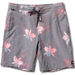 Reef Isle Swimmer Boardshort-Black-34