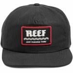 Reef Explore Hat-Black-OS