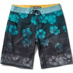 Reef Vines Boardshorts-Aqua-30