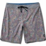 Reef Electric Rain Boardshorts-Black-36