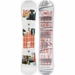 Ride Mens Kink Wide Snowboard-Assorted-W54