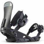 Ride Mens El Hefe Snowboard Binding-Black-XL