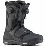 Ride Mens Insano Boa Snowboard Boot-Black-12.0