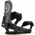 Ride Mens A-10  Snowboard Binding-Forbidden Trees-MD