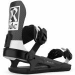 Ride Mens C-10 Snowboard Binding-Classic Black-MD