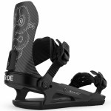 Ride Mens C-10  Snowboard Binding-Kuma Dragon-MD
