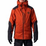 Rip Curl Mens Search Jacket-Arabian Spice-S