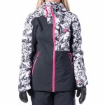Rip Curl Womens Gum Jacket-Jet Black-XS