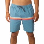 Rip Curl Mens Highway Volley Boardshort-Blue Grey-S