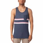 Rip Curl Mens Rapture Tank Top-Navy-M