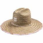 Rip Curl Womens Paradise Cove Straw Hat-Lilac-OS