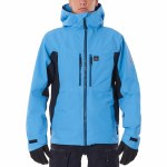 Rip Curl Mens Backcountry Search Jacket-Blue-M