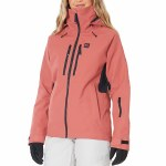 Rip Curl Womens Backcountry Search Jacket-Dusty Cedar-L