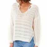 Rip Curl Womens Panoma Sweater Sweater-Bone-S