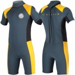Rip Curl Aggrolite Spring Suit Boys-2MM-Charcoal-14