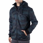 Rip Curl Departed Anti Series Zip Hoody-Camo-M