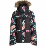 Rip Curl Chic PTD Jacket Womens-Red Orchid-M
