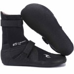 Rip Curl Flashbomb 5mm Round Toe Boot-Black-8