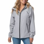 Rip Curl Anti Series Elite Zip Up-Athletic Heather-L