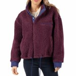Rip Curl Womens The Endeavour Jacket-Maroon-M